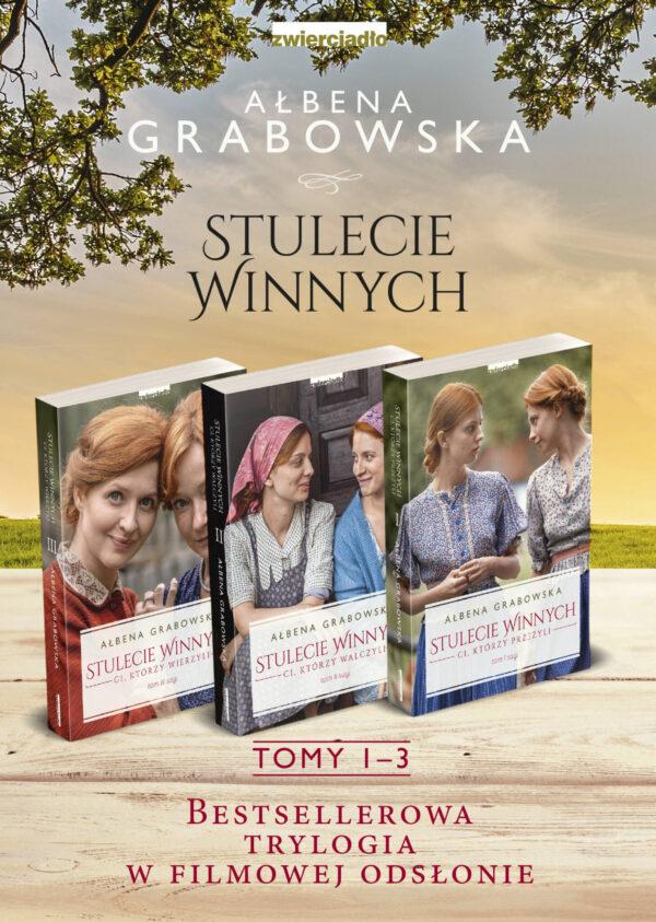 Pakiet Stulecie Winnych - Ałbena Grabowska
