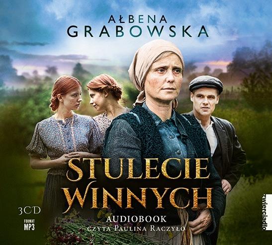 Stulecie Winnych [audiobook] - Ałbena Grabowska